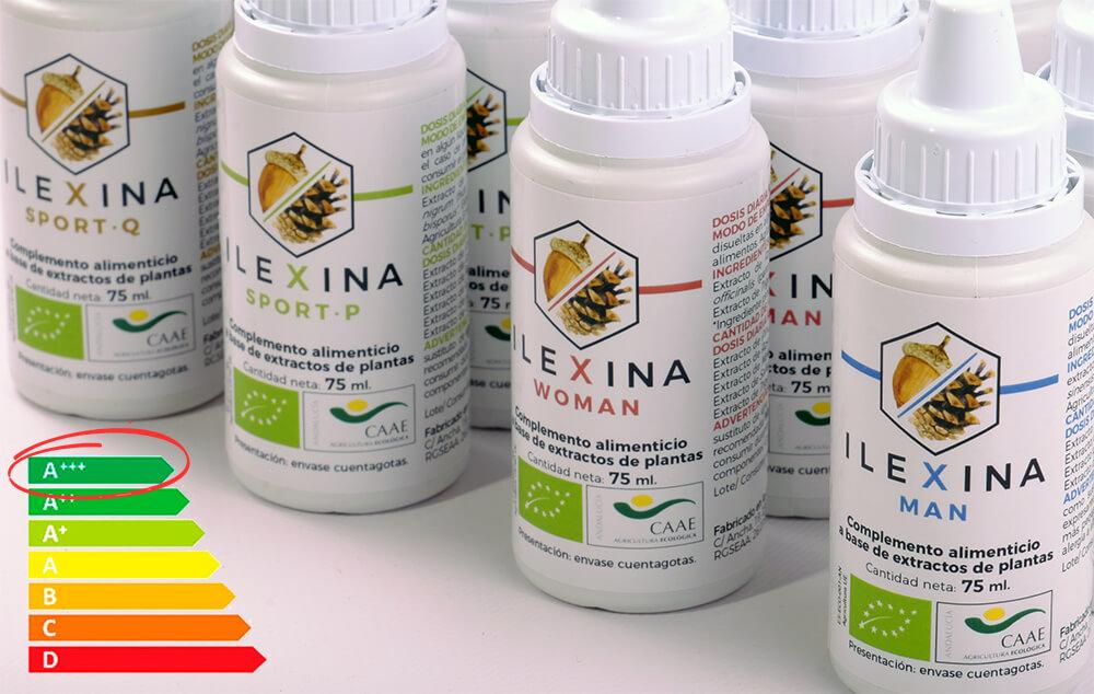 Las 4 ilexinas, máxima eficacia