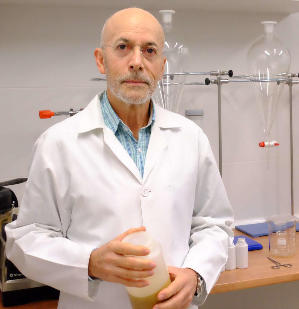 Rafael Cepa, creador Ilexina
